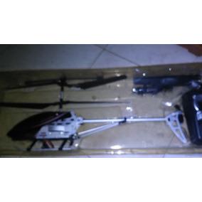 Helicoptero A Radio Control Fq777 3.5 Chanal. Grande.