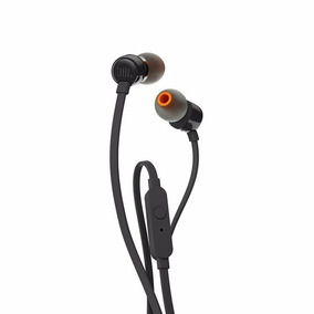 Fone De Ouvido Jbl T110 In-ear C/ Microfone