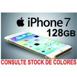 Iphone 7 Apple 128gb Retina En Caja Nuevo Original