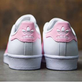 Tenis adidas Superstar Concha - Msi Piel (#2.5, 3, 4.5 Mx)