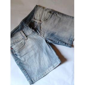 Bermuda Jeans Lado Avesso 40
