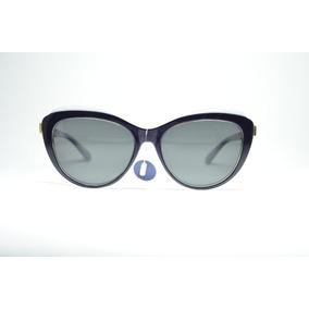 71eabbe549204 Oculos De Sol Feminino Gatinho Preto Proteção Uv Polarizado