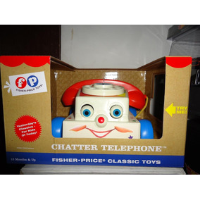 Chatter Telefonito De Toy Story Original Fisher Price