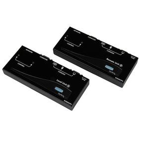 Extensor De Consola Kvm Usb Por Cable Cat5 Utp Rj45 150m .