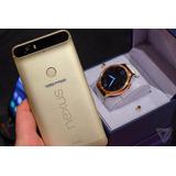 Huawei Nexus 6p 64gb Dorado - Garantia