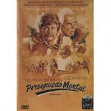 Perseguição Mortal - Dvd - Charles Bronson - Lee Marvin