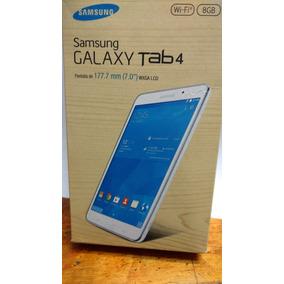 Samsung Tablet Galaxy Tab 4 7pulgadas 8 Gb