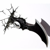 Batman Batarang 3d Deco Light Lámpara De Noche