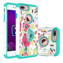 Estuche Iphone 7 Plus Robusta Defensor Imagen Choque Diseñad