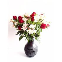 Envío De Flores A Domicilio Bellos Ramos De Rosas Originales