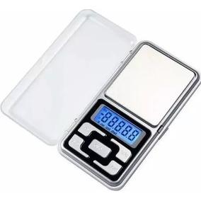 Mini Balança Digital Alta Precisão 0.1g Até 500g Menor Preço