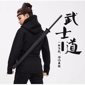 Sombrilla Katana Espada Ninja