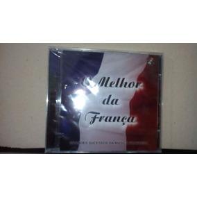 Cd O Melhor Da França* Grandes Sucessos Da Música Francesa