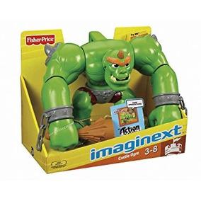 Juguete Fisher-price Imaginext Castillo Ogro (edad 3 - 8 Añ