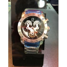 5c6e0549c49 Alianca Bvlgari Prata - Relógios De Pulso no Mercado Livre Brasil