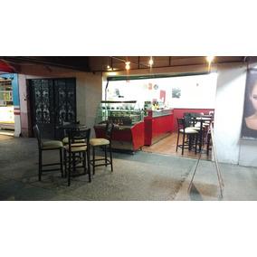 Traspaso Cafetería En Buena Ubicación