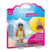 Playmobil Fashion Girls Moda Verano 6882 Intek