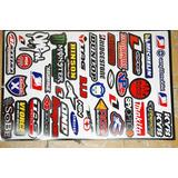 Stickers A4. En Blanco, *50 Para Imprimir.