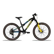 Bicicleta Infantil Redstone Alpha Aro 24 2021 9 Velocidades