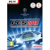 Pro Evolution Soccer Pes 2014 Pro Evo Juego De Pc Para Pc
