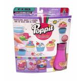 Poppit Set De Inicio Mini Cupcakes Crea Con Plastilina