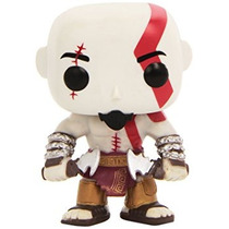Juguete Funko Pop God Of War Kratos 3 3/4 Pulgadas Figura D