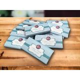 Chocolates Personalizados Para Recuerdos - Diseño Incluido