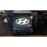 Central Kit Multimidia Hyundai Veloster Tv Dvd Gps +2 Brinde