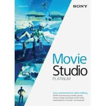 Sony Vegas Movie Studio 13 Platinum - Produto Original