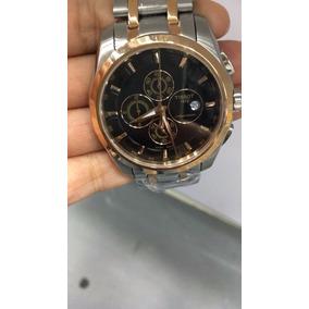 Relógio Tissot 1853 Automático Aço Misto Mostrador Preto