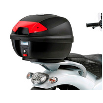 Bau Moto Bauleto 30 Litros Kappa C/ Base Smart Box Motocicle