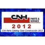 Cnh Parts Catalog Case Construcción 2012