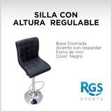Silla Cromada Rgs Inglesa- Ventas X Mayor Y Menor -210stock