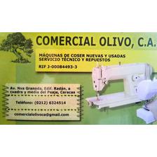 Servicio Y Reparación Máquinas Coser Industriales Domésticas