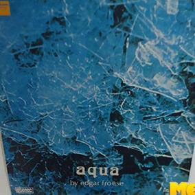 Edgar Froese 1974 Aqua Lp Panorphelia Tangerine Dream