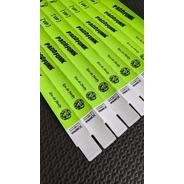 Pulseira Identificação Nylon Impressão Premium . 200 Unids
