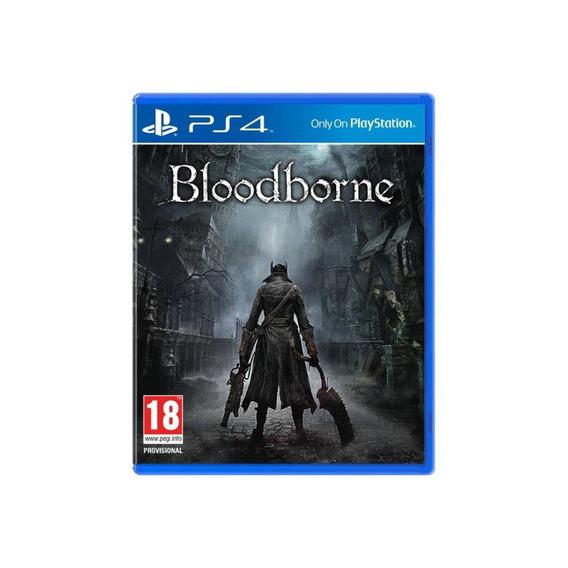 Bloodborne Ps4 Juego Original Fisico Blu-ray Sellado Full