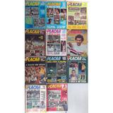 Lote 11 Revistas Placar Anos 80 Antiga Frete Grátis