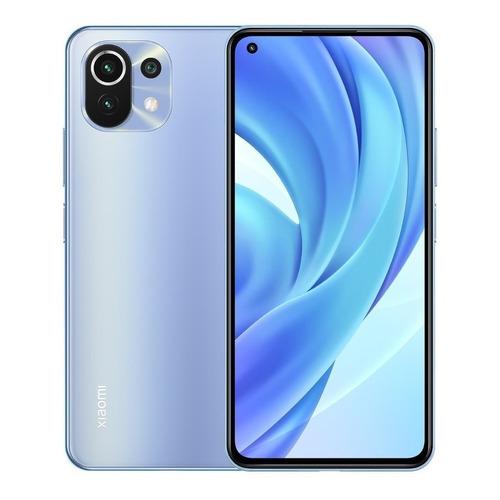 Xiaomi Mi 11 Lite Dual SIM 128 GB bubblegum blue 6 GB RAM