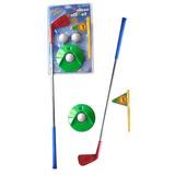 Palo De Metal De Golf Y Acc Deportes Baby Club 881b