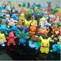 Coleção 48 Pçs/set Pokémon Go Brinqued Mini Boneco 2 - 3 Cm