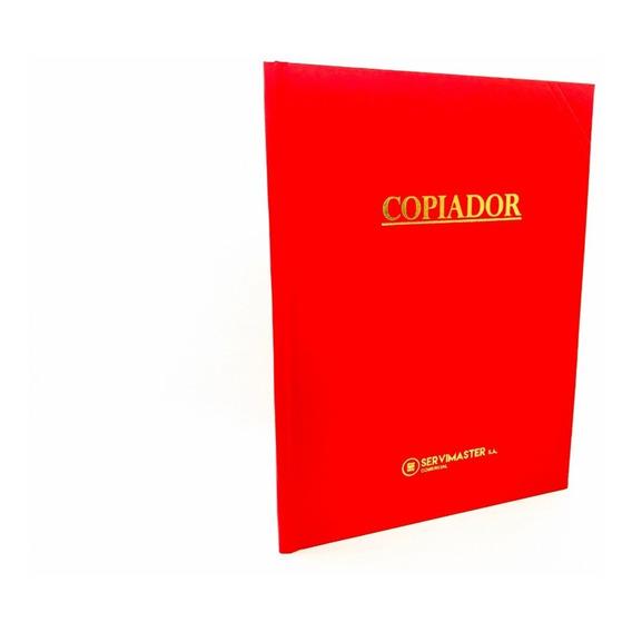 Libro Copiador Contable 250 Folios-paginas-hojas