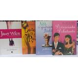 Kit Promocional 4 Romances Chick-lits Comédias Românticas
