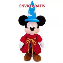 Peluche Mickey Mouse Mago, Original Disney 61 Cm