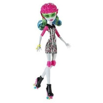 Remato Monster High Ghoulia Patinadora
