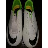 Botines Nike Mercurial Niños, Talle 33.5, Cordon Originales.