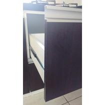 Balcão Cooktop Mdf 18mm Sob Medida Cozinha Planejada Modular