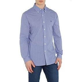 Camisa Ralph Lauren Custom- 100% Originais - Ver Cores E Tam