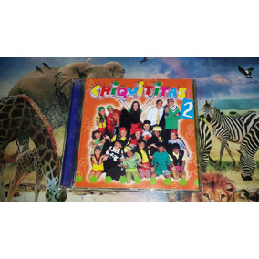 Cd Chiquititas 2 Original Zerado
