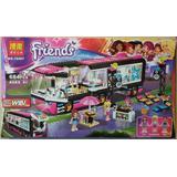 Friends Lego Alterno Bus Pop Star Livi Stephanie Estrellas